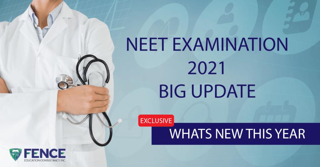 NEET 2021 Exam Date Update
