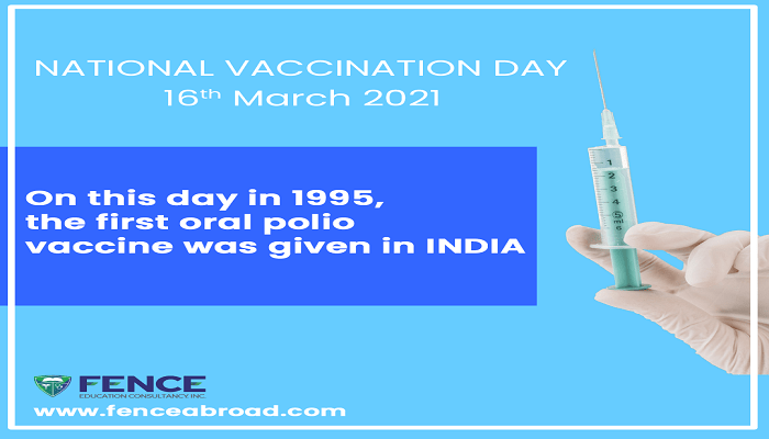 National Vaccination Day 2021