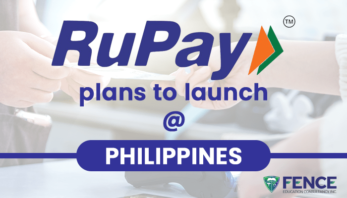 A payment network from India to launch Ru-Pay Card in the Philippines