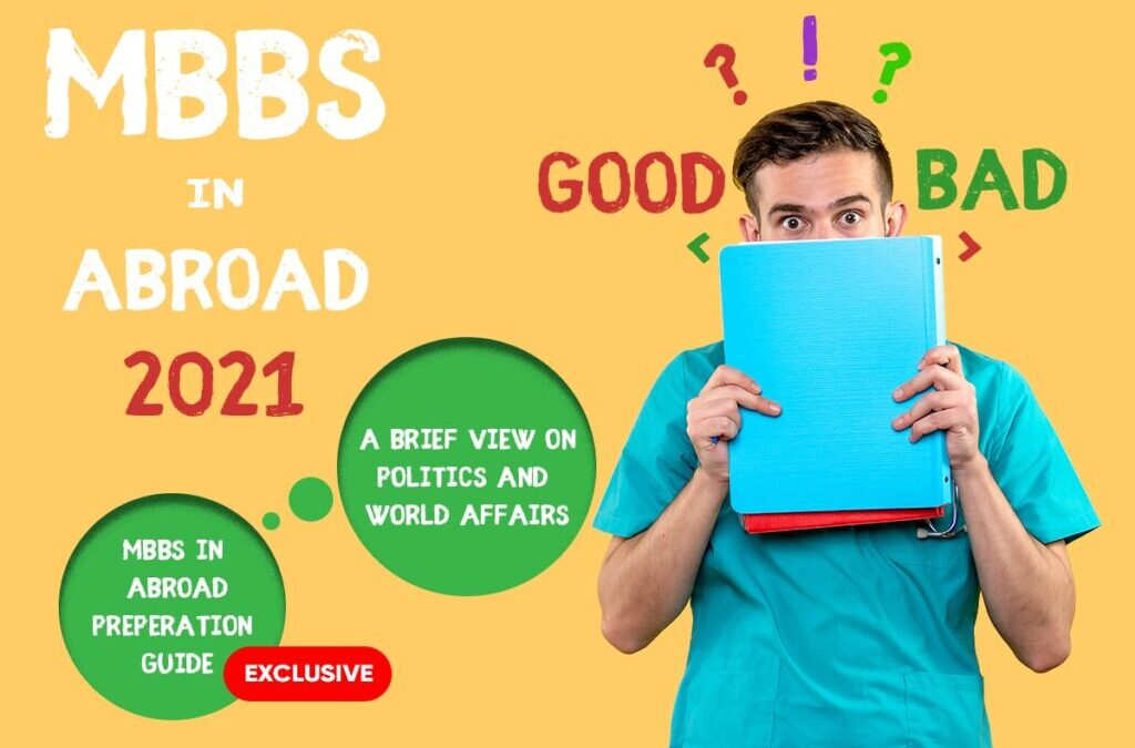 Studying MBBS abroad really a good idea in 2021?